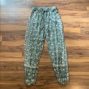 Angie Drawstring pants